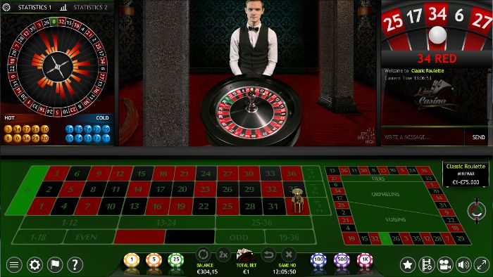 Play Free Roulette Games Online