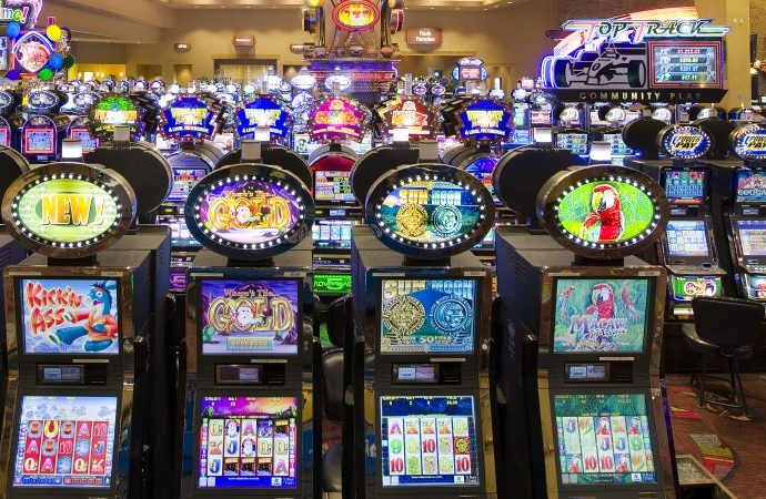 Four Details Everyone Should Know About Casino