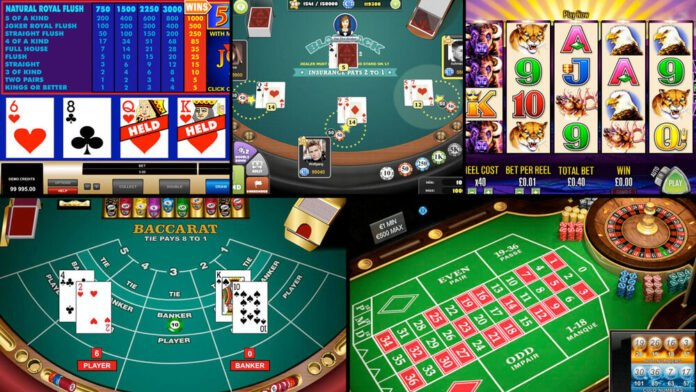 How You Can Deal With A Dangerous Online Casino